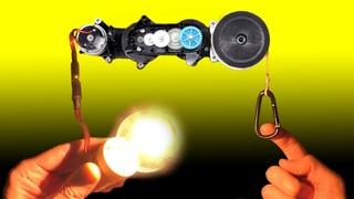 🌑 ГРАВИТАЦИОННЫЙ ГЕНЕРАТОР СОБЕРИ  и не плати за свет!!! Бесплатное электричество!!  Игорь Белецкий