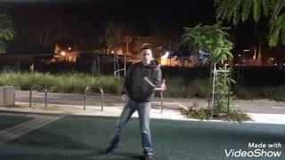 Alex Abramov #Bruce_Lee_Challenge #nunchaku_freestyle