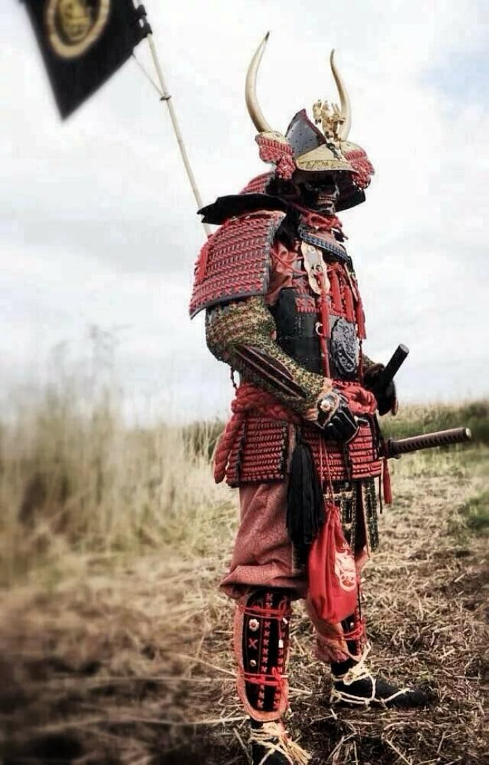 Самураи и их катана с её разновидностями и что из себя представляет самурай., изображение №2