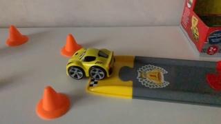 Игровой набор Ferrari Launcher от Chicco (тест-драйв)