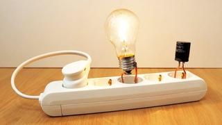 Бесконечный генератор энергии - из сетевого фильтра - очень странный случай