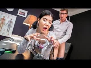 Lady Dee - Teacher fucks sexy student on desk - All Sex Asian Teen SchoolGirl Natural Tits DeepThroat Pussy Licking Gonzo, Порно