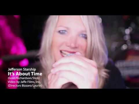 Jefferson Starship It's About Time Official Video
