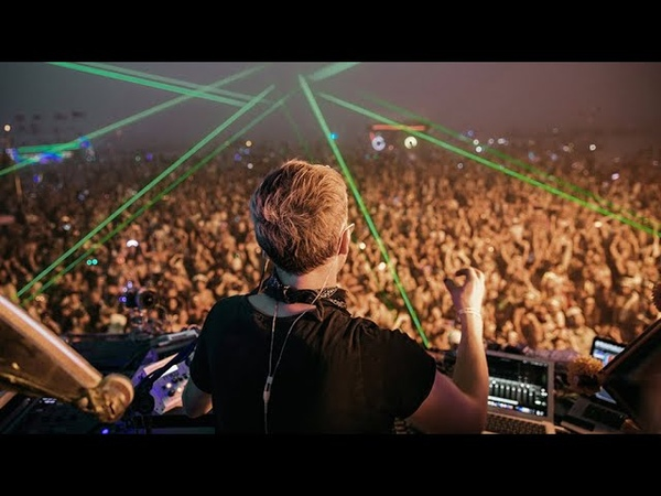 Jan Blomqvist live Mayan Warrior Burning Man 2019
