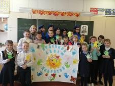 Юнармейцы района присоединились к «Команде защиты детства»