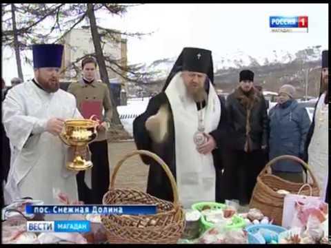 В поселке Снежная Долина возведут первый деревянный храм в честь святой Великомученицы Варвары