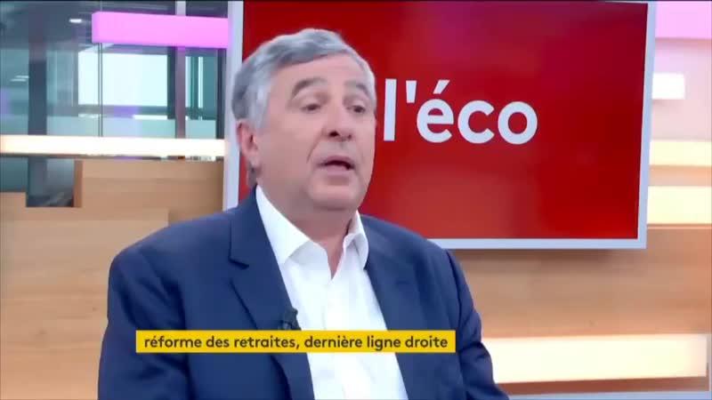 La politique de Macron, cest BlackRock qui en parle le mieux. - - Interview de J-F Cirelli, patron de BlackRock France, au sujet