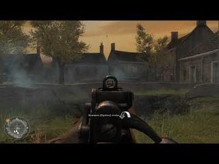 Прохождение Call of Duty 2: Часть 6# (4K 60FPS)