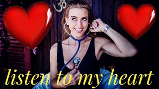 ASMR Gina Carla ❤️ Listen To My Heart! You'll See!