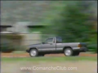Jeep Comanche - видео для дилерских центров