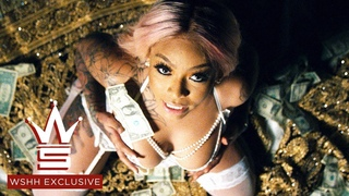 """Cuban Doll """"Pussy Worth"""" (WSHH Exclusive - Official Music Video)"""