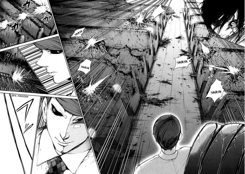 Tokyo Ghoul, Vol.5 Chapter 45 Black Wings, image #3