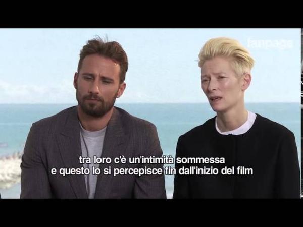 Tilda Swinton and Matthias Schoenaerts talk about 'A Bigger Splash'