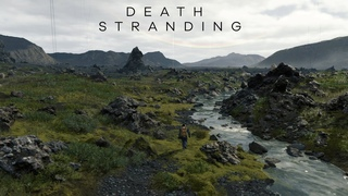 DEATH STRANDING - BB's Theme Song Gameplay Sequence