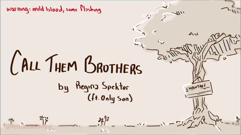 Call Them Brothers Dream SMP Animatic mp4