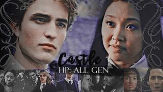 Castle...  {HP All Gen •  MultiCouples}     BookWormsStudios