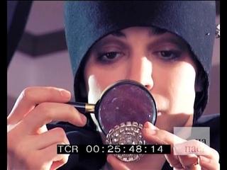 Рустам Хамдамов на съемках фильма «Бриллианты. Воровство»