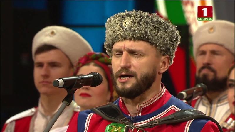 Кубанский казачий хор - Когда мы были на войне (2018) 1080р