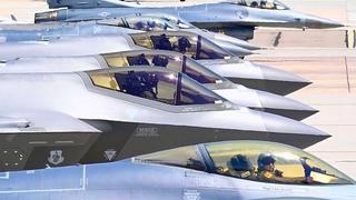 Тотальное превосходство. Истребители F-35A и F-22 на учениях в США