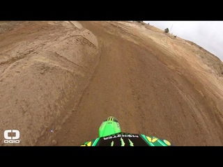 Jeremy McGrath Takes Our GoPro For Laps at Cahuilla Creek MX