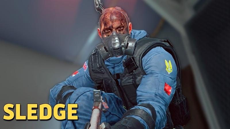 Sledge Rainbow Six Siege