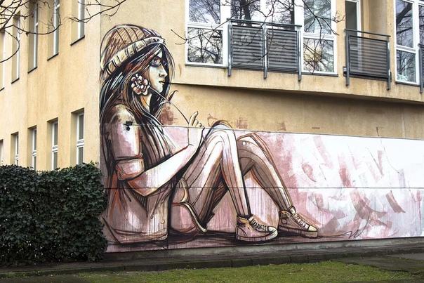 История развития граффити