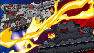 БИТВА ГИБРИДОВ   Мультики Про Танки (20 серия) cartoons about tanks