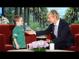 Five-Year-Old Planet Expert Marshall Kimber Is Back