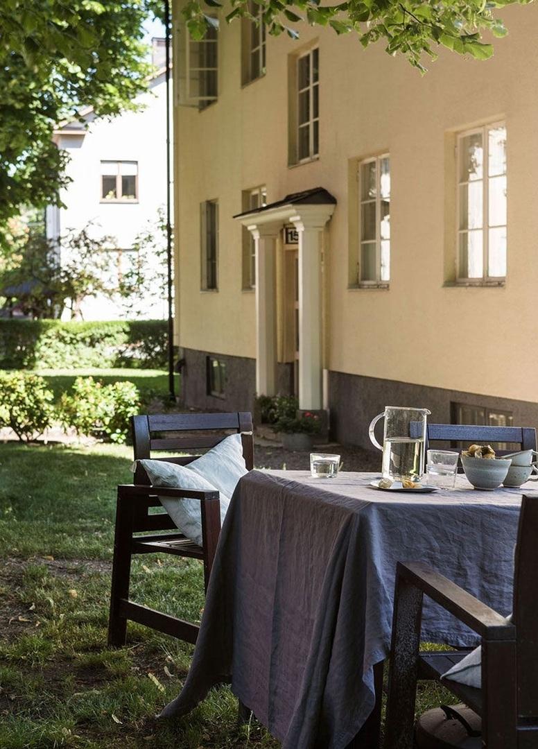Квартира в красивом загородном доме, в которой легко дышится (62 кв.
