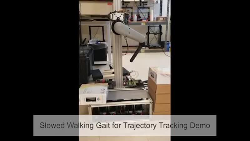 OpenLeg биомиметическая роботизированная ножка с открытым исходным кодом