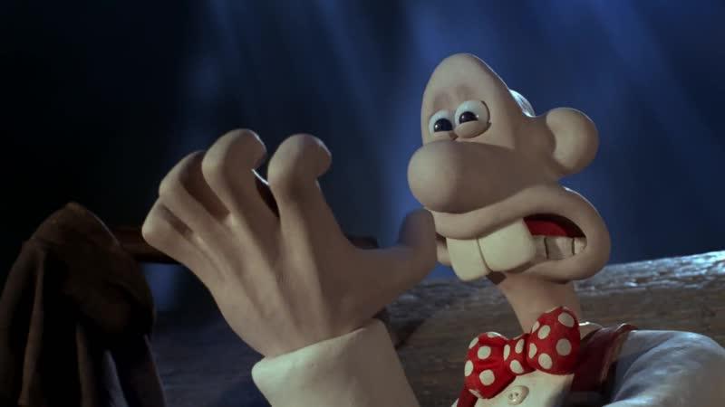 Уоллес и Громит Проклятие кролика оборотня Wallace Gromit in The Curse of the Were Rabbit 2005