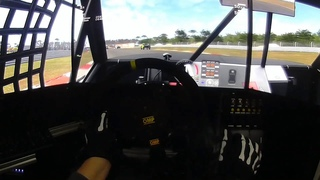Automobilista - Super Trucks Race POV + Motion! Learning to fly...:-)
