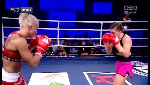 Ewelina Pekalska vs Nina Radovanovic 08 06 2019 Full Fight video dailymotion