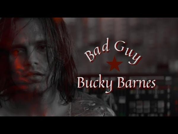 Bucky Barnes Bad Guy