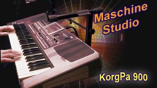 KorgStyle - Maschine Studio Программирование паттернов для Korg Pa