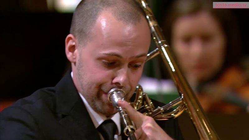 P.I.Tchaikovsky.Eugene Onegin suitearr.by V.Kruglik.N.Rota.Concerto for trombone