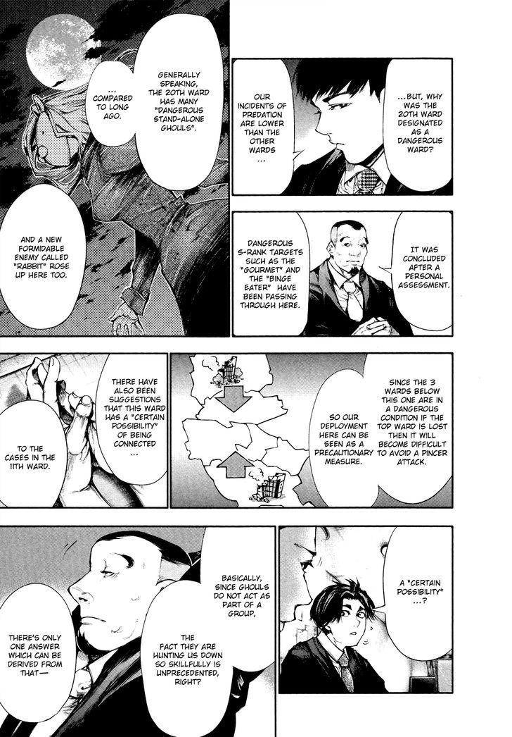 Tokyo Ghoul, Vol.5 Chapter 48 Ear Bone, image #9