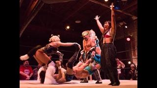 [#My1] Heather Monroe & Jake Atlas & Ray Rosas vs. Kris Wolf & PJ Black & Taya Valkryie at Bar Wrestling