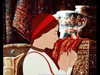 """""""Аленький цветочек"""" © Союзмультфильм, 1952 г.  Советский мультфильм для детей.Смотреть онлайн"""