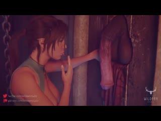 Lara Croft - In Trouble & Gatekeeper