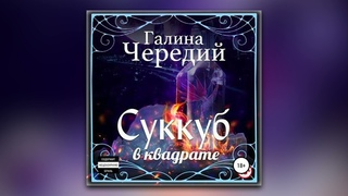 Галина Валентиновна Чередий - Суккуб в квадрате (аудиокнига)