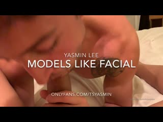 Yasmin Lee - onlyfans models like facial