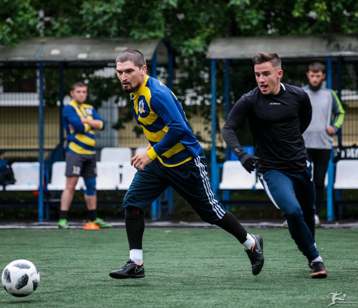Замир Хуштов (Теодор) и Андрей Теренин (Колтуши)