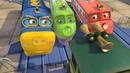 Мультики для детей - Веселые паровозики из Чаггингтона - Сборник про поезда
