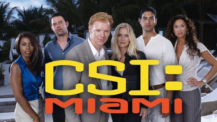 Место преступления Майами 2 сезон