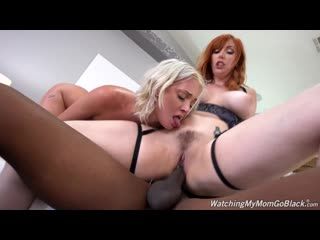 Lauren Phillips, Zoe Sparx - And Big Black Cock - Anal Sex IR ATM Threesome Hard