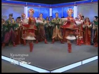На харківському телебаченні ОТБ у програмі Культурна Столиця Борис Колногузенко зі своїм Великим Академічним Слобожанським ансамблем пісні і танцю.  Ефір щонеділі о ,повтори у понеділок о , у середу о  та у суботу о  на харк