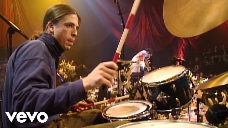 Nirvana - Come As You Are (Live On MTV Unplugged, 1993 Unedited)