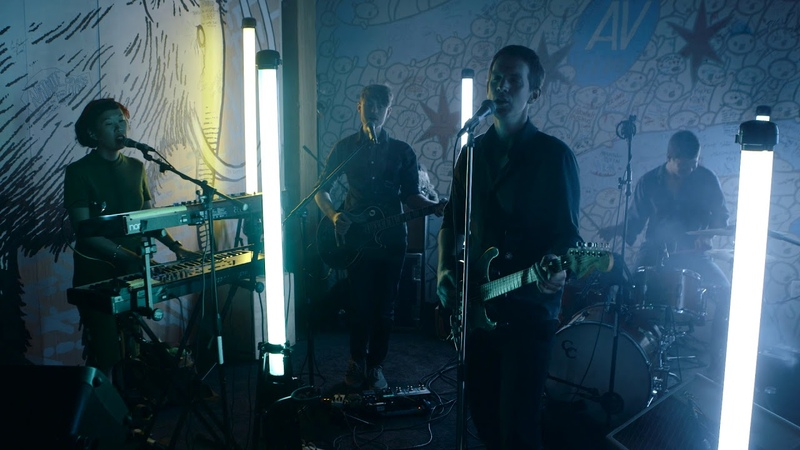 Shearwater Plays Lodger - Fantastic Voyage - David Bowie - The AV Club 2016