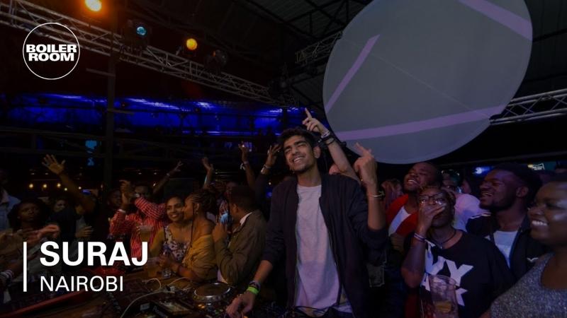ТРАНСЛЯЦИЯ I HD [ 12-1o-2o18 ] _ SURAJ - African House Mix Boiler Room x Ballantines True Music Kenya 2o18 * I